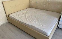 Кровать с матрасом Аскона