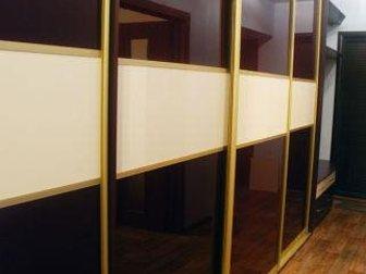 Смотреть foto Мебель для прихожей Встроенные шкафы-купе в прихожую 31404851 в Новосибирске