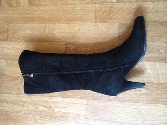 Свежее фото Женская одежда Продам женские зимние сапоги 32376432 в Новосибирске
