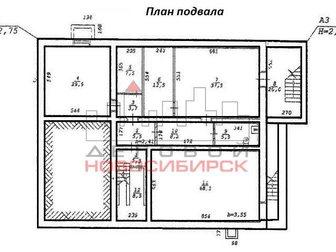 Свежее foto Коммерческая недвижимость Продажа административного здания 1089,9 кв, м *  32380184 в Новосибирске