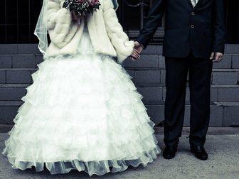 Смотреть фотографию  продам свадебное платье! 32381515 в Новосибирске