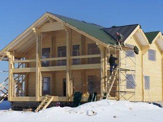 Скачать бесплатно изображение  Строительство домов коттеджей под ключ 32408240 в Новосибирске