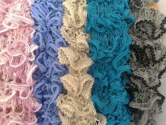 Увидеть фотографию Аксессуары Ажурные шарфики ручной работы 32487794 в Новосибирске