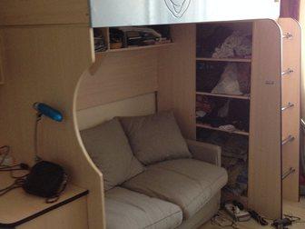 Уникальное foto  Продам кровать-чердак 32504524 в Новосибирске