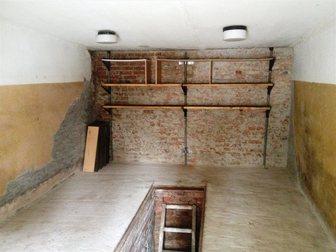 Уникальное foto  Продам капитальный гараж в Академгордке, конец улицы Иванова, срочно 32620816 в Новосибирске