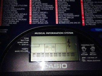 Свежее foto  Синтезатор Casio CTK-495 32639316 в Новосибирске