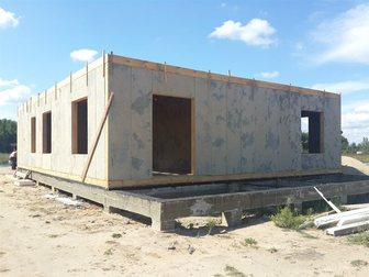 Уникальное foto Строительные материалы Сип панели Green Board - уникальные решения для домостроения 32696771 в Новосибирске