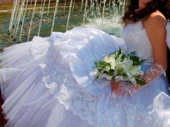 Уникальное фото Свадебные платья Красивое Свадебное платье 46-52р 32797733 в Новосибирске