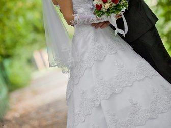 Скачать бесплатно foto  Продам шикарное свадебное платье 32835613 в Новосибирске