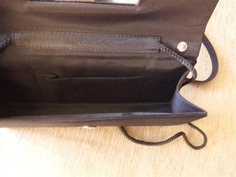 Свежее фотографию Аксессуары сумка клатч черный 32888164 в Новосибирске