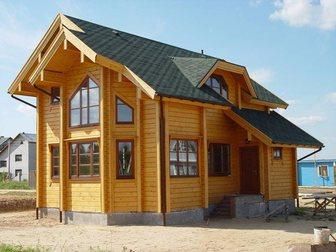 Просмотреть изображение Организация праздников Строительство деревянных коттеджей из бруса 32986004 в Новосибирске
