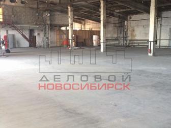 Свежее фото Коммерческая недвижимость Сдам складское помещение 1194,3 кв. м. 32987177 в Новосибирске