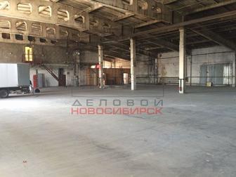 Увидеть изображение Коммерческая недвижимость Сдам складское помещение 1194,3 кв. м. 32987177 в Новосибирске