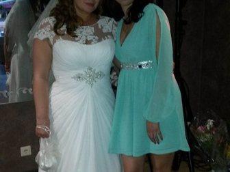 Скачать фотографию Свадебные платья Продам шикарное свадебное платье 33037824 в Новосибирске