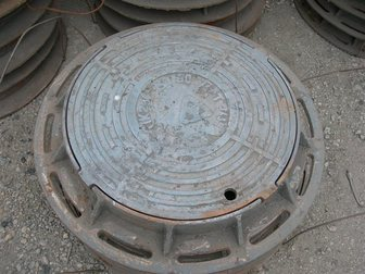 Просмотреть foto Строительные материалы Люк чугунный с двумя крышками 33115789 в Новосибирске