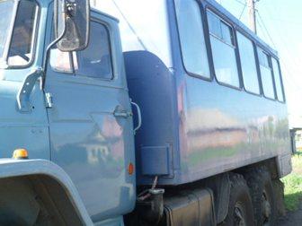 Уникальное foto Разное Вахтовый автобус на базе шасси Урал-4320 с хранения 33180692 в Новосибирске