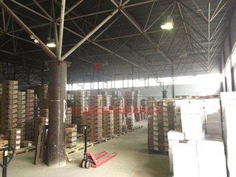 Новое фотографию  Сдача в аренду склада 1093,5 кв, м * 200 руб, /кв, м 33226120 в Новосибирске