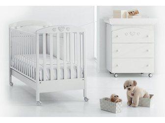Просмотреть фото Детские коляски Кроватка для новорожденных Erbesi Abbraccio 33271166 в Новосибирске