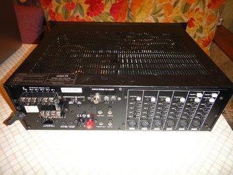 Просмотреть фото  Усилитель Inter-M PAM-480A Корея 33274190 в Новосибирске