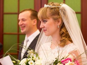 Скачать бесплатно foto Свадебные прически Прически, плетения - свадебные, торжественные, вечерние, детские, 33400081 в Новосибирске