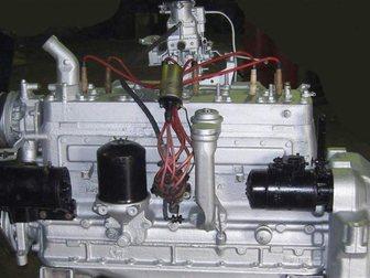 Скачать бесплатно foto  Двигатель ЗИЛ-157К, с хранения 33556644 в Новосибирске