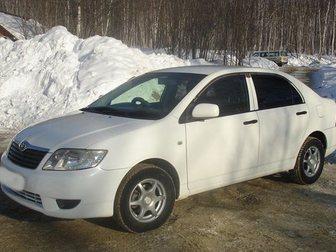 Уникальное изображение Аренда и прокат авто Сдам в аренду Toyota Corolla 2006 года 33851799 в Новосибирске