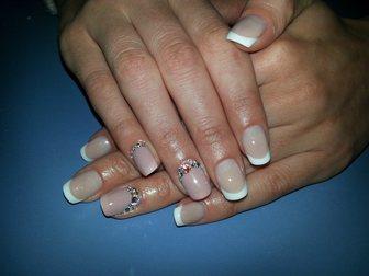 Уникальное фотографию Разное Наращивание ногтей, Акрил, 34441074 в Новосибирске