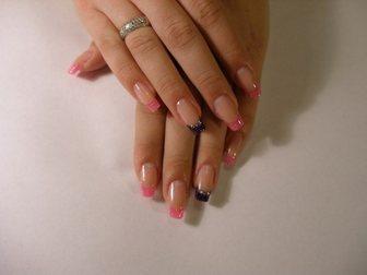 Увидеть foto  Наращивание ногтей, Шеллак 34524971 в Новосибирске