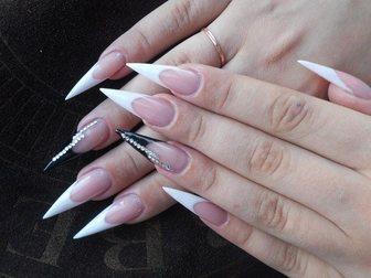 Скачать изображение  Наращивание ногтей, Шеллак 34524971 в Новосибирске
