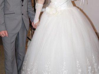 Свежее фото Свадебные платья продам свадебное платье 34553157 в Новосибирске