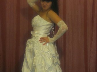 Уникальное изображение Свадебные платья Свадебное плоатье! 34669729 в Новосибирске