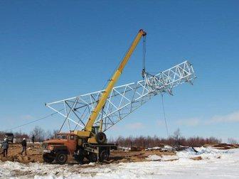 Просмотреть фотографию Другие строительные услуги Монтаж ЛЭП 34671129 в Новосибирске