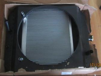 Уникальное изображение Автозапчасти Радиатор водяного охлаждения на погрузчик XCMG LW300F 34750231 в Новосибирске