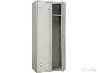Новое фото Офисная мебель Шкафы для раздевалок локеры практик LS LE -21-80 35015689 в Новосибирске