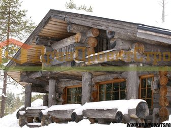Скачать бесплатно изображение Строительство домов Проектирование и строительство домов из Карельской сухостойной сосны Kelo 35219828 в Новосибирске
