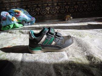 Свежее foto Детская обувь Кроссовки детские для мальчика 35302933 в Новосибирске