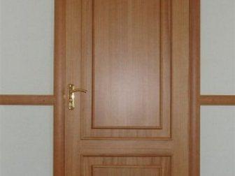 Просмотреть foto  Монтаж дверей, Установка, врезка замка, Оформление проёмов 35366904 в Новосибирске