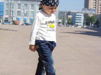Свежее foto Детская одежда Яркий желтый костюм с курткой для мальчиков на 2-4 года 35489242 в Новосибирске