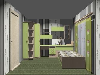 Свежее фото Мебель для детей Мебель для подростков и детей 35634520 в Новосибирске