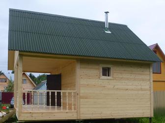 Уникальное фотографию  дачные постройки 35991382 в Новосибирске