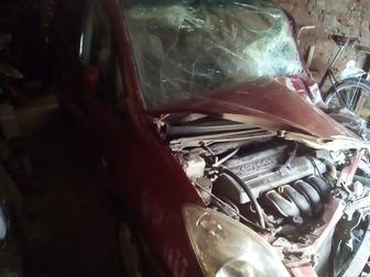 Увидеть foto Аварийные авто ТАЙОТА КОРОЛЛА-СПАСИО 2001г, объем 1, 8 36467458 в Новосибирске