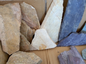 Скачать foto Отделочные материалы Облицовочный камень в ассортименте, На складе в Новосибирске, 36648968 в Новосибирске
