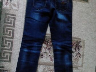 Уникальное фотографию Детская одежда Продам джинсы на девочку р-р 22 36904049 в Новосибирске