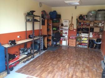 Скачать изображение  Двухуровневый капитальный гараж с отделкой 37148723 в Новосибирске