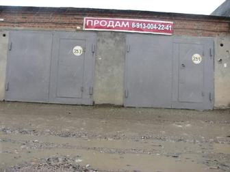 Скачать фотографию Гаражи, стоянки Продам ! 37517129 в Новосибирске