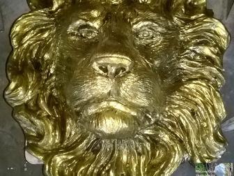 Скачать foto  Барельеф головы льва 37578055 в Новосибирске