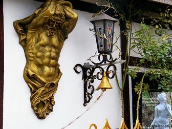 Свежее фото  атлант Эллада для фасадного и интерьерного декора 37578185 в Новосибирске