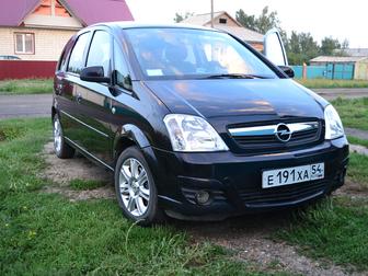 Opel Meriva Минивэн в Новосибирске фото