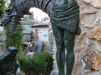 Новое фотографию Другие предметы интерьера атлант Эрмитаж, украшение входа, дверного проема, стен, 37581816 в Новосибирске