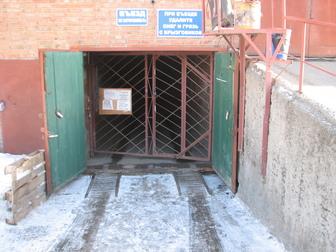 Скачать фотографию Гаражи, стоянки продам гараж 37610966 в Новосибирске